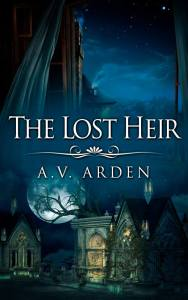 The LOST HEIR - CORRECT COVER